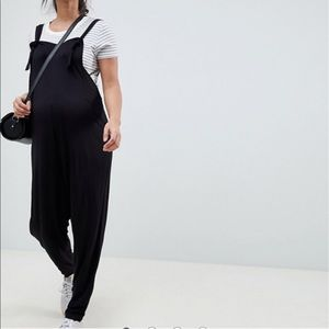 NWT ASOS maternity jumpsuit